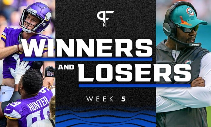 NFL Week 5 Winners and Losers: Seattle suffers huge loss