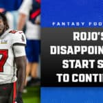 Ronald Jones II Start/Sit Week 6: RoJo's disappointing start set to continue