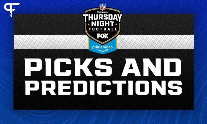 Thursday Night Football picks, predictions against the spread for Week 5