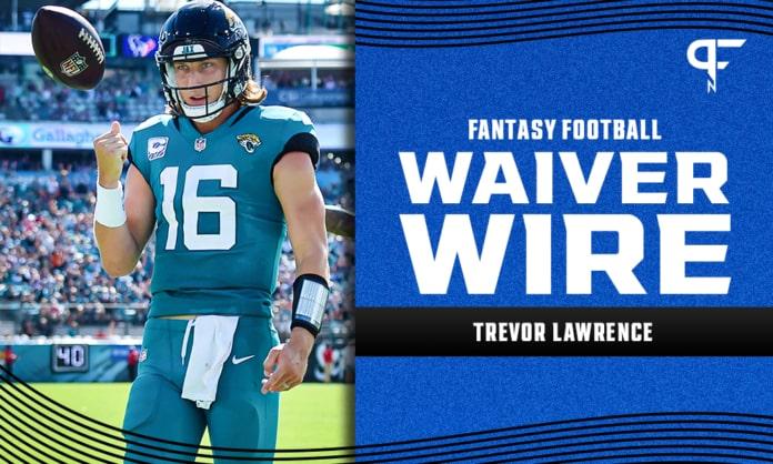 Trevor Lawrence Waiver Wire Week 6: Fantasy outlook for Jaguars QB