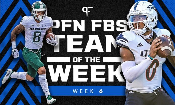 College Football Team of the Week: Frank Harris accounts for 7 TDs in Week 6