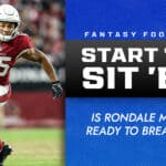 WR Start 'Em Sit 'Em Week 6: Is Rondale Moore ready to break out?