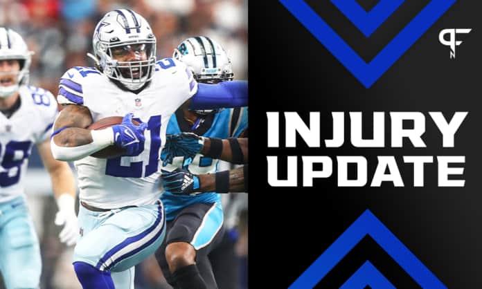 Ezekiel Elliott Injury Update: Should you start him or Tony Pollard on Sunday?